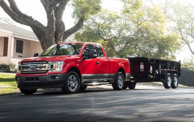 2018 Ford F-150 Power Stroke Diesel первый взгляд